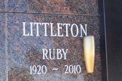 Ruby Littleton
