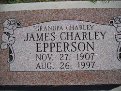 James Charley Epperson