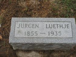Jurgen Luethje
