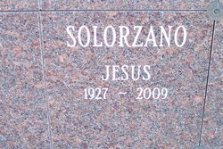 Jesus Solorzano