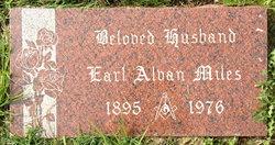 Earl Alvan Miles