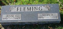 """Jesse Gerald """"Gerald"""" Fleming"""
