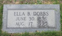 Ella B. Dobbs