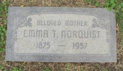 Emma Teresa <I>Stromberg</I> Norquist
