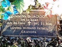 Simmon Deacon Jackson