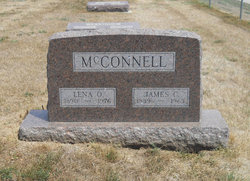 Lena <I>Oldfield</I> McConnell