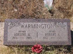 Robert A Warmington