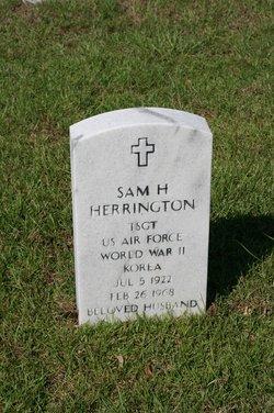 Sam H Herrington