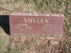 Marie <I>Garrett</I> Voyles