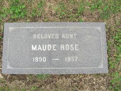 Maude Rose