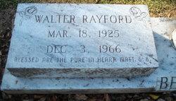Walter Rayford Bellamy