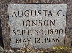 Augusta C. Jonson