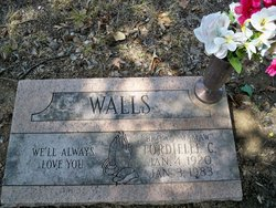 """Fordielee C. """"Brown Mamaw"""" Walls"""