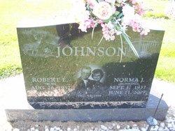 Norma J <I>Bunning</I> Johnson