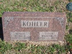 Ruth E Kohler
