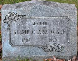 Bessie Clara Olson