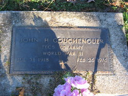 John H. Gouchenouer