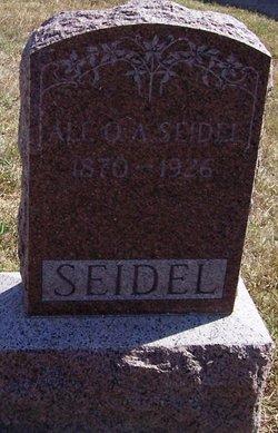Alfred O  A Seidel
