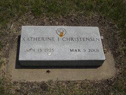 Katherine Ilene <I>Trippler</I> Christensen