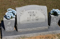 Willie L. Muse