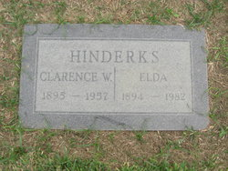 Clarence W Hinderks