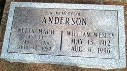William Wesley Anderson