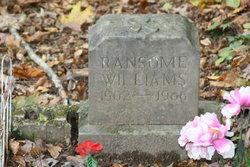 Ransome Williamson