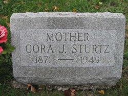 Cora Jane <I>Martz</I> Sturtz