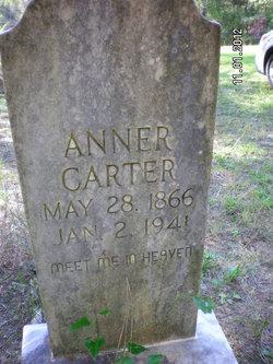 Anner Carter