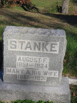 Mary A. <I>Mitchel</I> Stanke