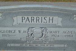 George W Parrish, Jr