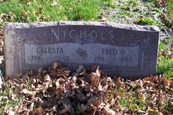 Celesta Laverne <I>Richards</I> Nichols