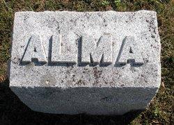 Alma Stocker