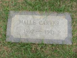 Halle Carver