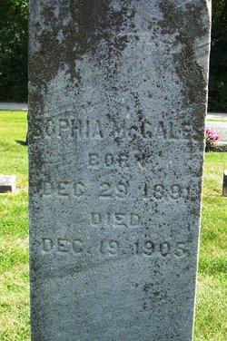 Sophia McGales