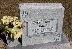 """Mozell """"Honey"""" Amos"""