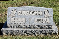 Pvt Peter V Sulkowski