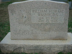 William Howard Washburn