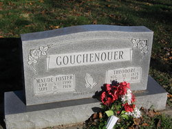 Maude <I>Foster</I> Gouchenouer