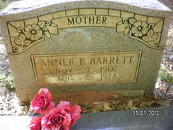 Anner B. Barrett