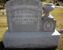 Lucia M <I>Davenport</I> Stocker
