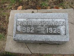 Edith H Springer