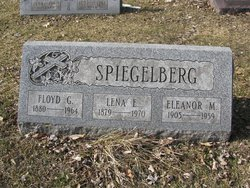 Lena E. <I>Bauer</I> Spiegelberg