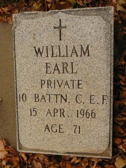 William Earl