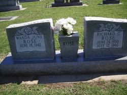 Richard C Rose