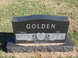 Delbert N Golden