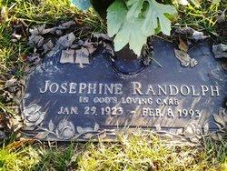 Josephine Randolph