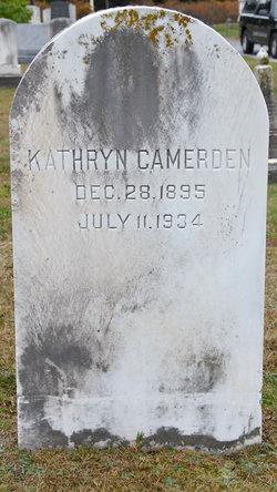 Kathryn Camerden