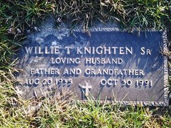 Willie T. Knighten, Sr