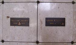 Louise B Francis